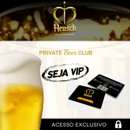 Fidelidade Heusch - Private Beer Club