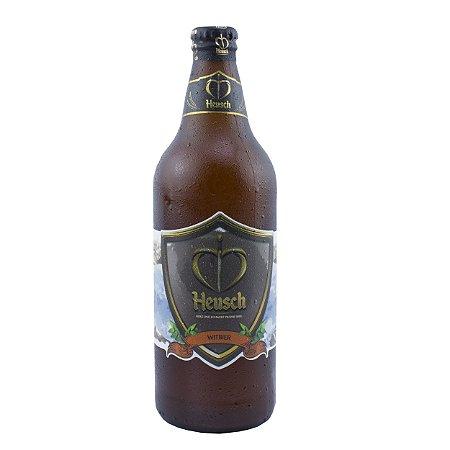 Cerveja Premium Heusch Witbier 600 ml
