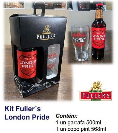 Kit Cerveja Fuller's London Pride
