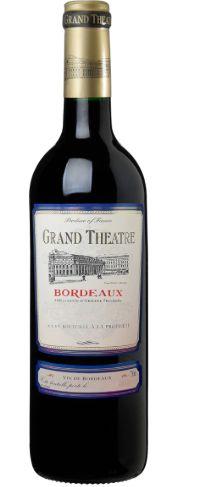 Vinho Francês Bordeaux Grand Theatre 750 ml