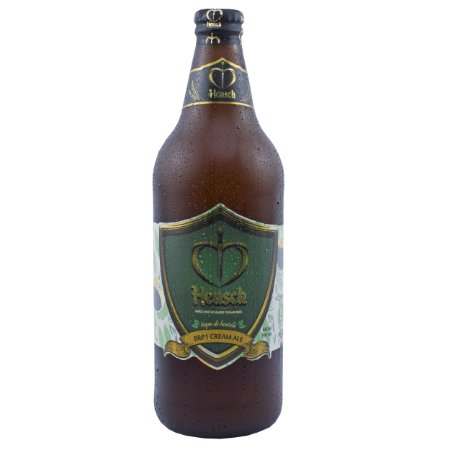 Cerveja Premium Heusch Cream Ale 600 ml
