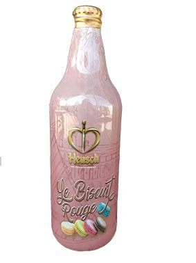 Cerveja Premium Heusch Le Biscuit Rouge 600 ml