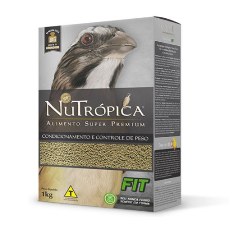 Nutrópica - Trinca Ferro FIT - 1Kg (VALIDADE: 23/08/2021)