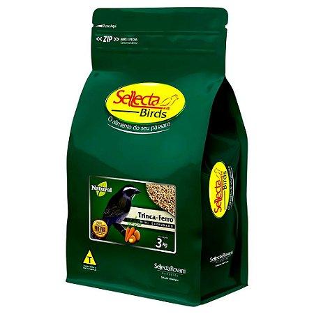 Sellecta - Trinca Ferro Natural - 3kg