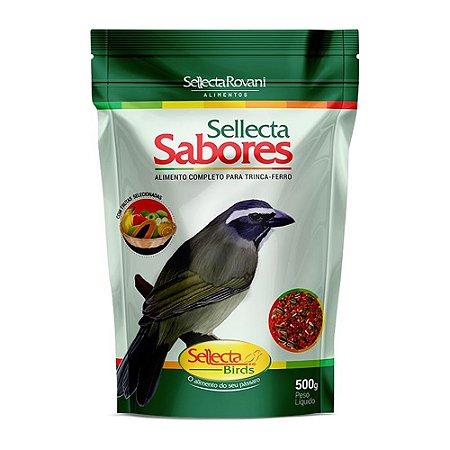 Sellecta - Trinca-Ferro Sabores - 500g
