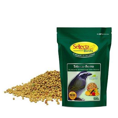 Sellecta - Trinca-ferro Natural com Frutas - 500g