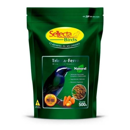 Sellecta - Trinca-ferro - Natural - 500g