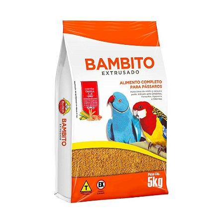 Bambito Extrusado - 5kg