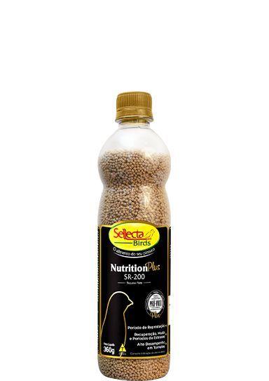 Sellecta - Nutrition Plus SR-200 Pequeno Porte - 360g