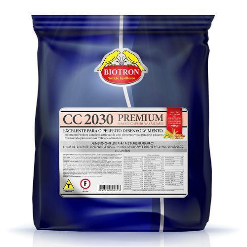 Biotron - CC 2030 Vermelha - 5kg