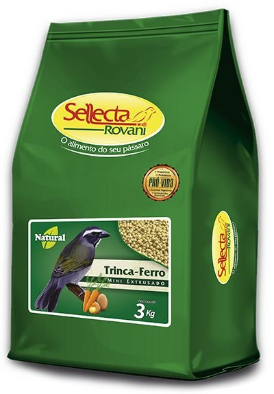 Sellecta - Trinca-Ferro Natural - 3kg