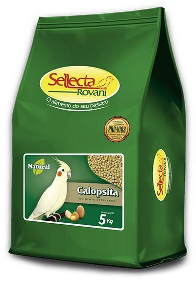 Sellecta - Calopsita Natural - 5kg