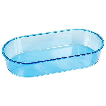 Banheira Oval Azul - Gigante