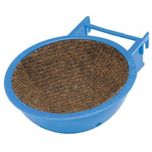 Ninho Plástico Especial com Carpete - Mr Pet