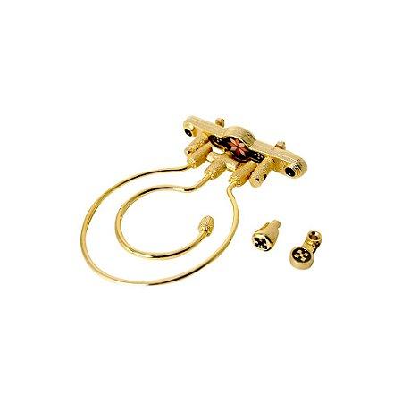 Kit Alça Dourada Especial - Grande