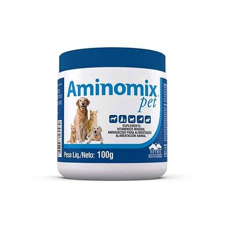Aminomix Pet - 100 gramas
