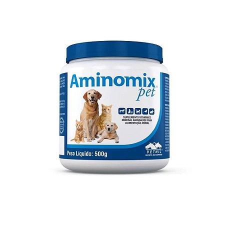 Aminomix Pet - 500 gramas