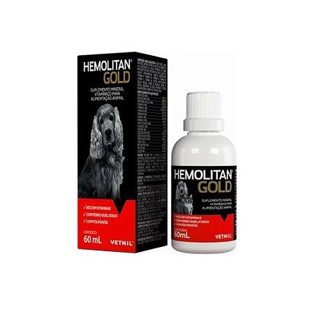 Hemolitan Gold - 60ml