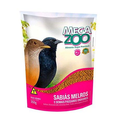 Megazoo - Trinca-ferros E Sabiás - 020 - 350g