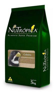 Nutrópica - Coleiro Natural - 5Kg