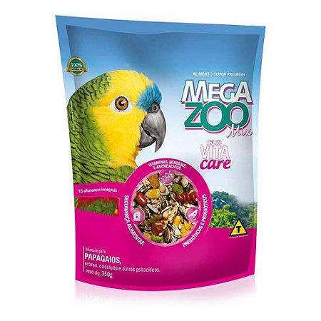 Megazoo - Mix Papagaios - 350g