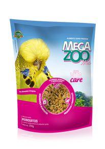 Megazoo - Mix Periquito - 350g