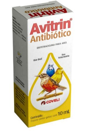 Avitrin Antibiótico - 10mL