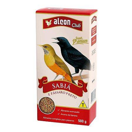 Alcon Club - Sabiá e Pássaro Preto - 500g