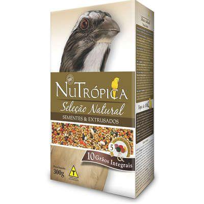Nutrópica - Seleção Natural Trinca Ferro - 300g