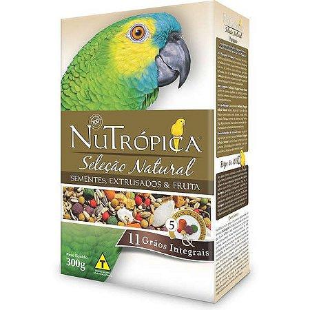 Nutrópica - Seleção Natural Papagaio - 300g