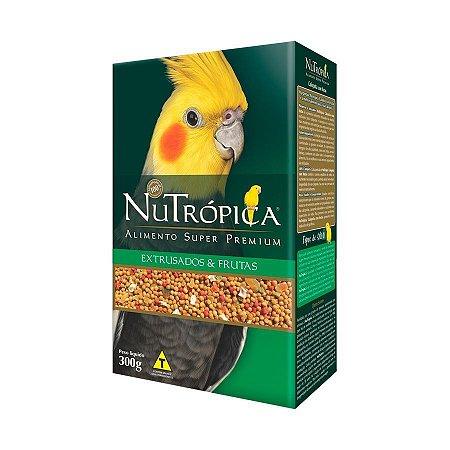 Nutrópica - Calopsita com Frutas - 300g