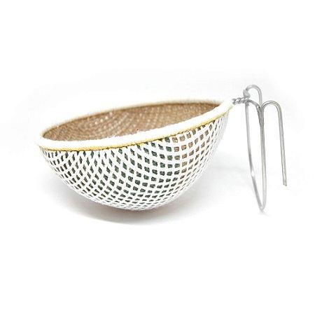 Ninho Trinca Ferro Luxo - com Juta