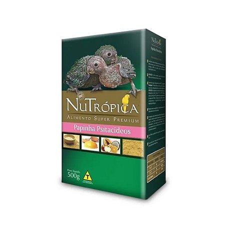 Nutrópica - Papinha Psitacídeos - 500g