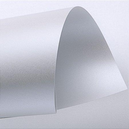 Papel Color Plus Metálico Aspen Linear
