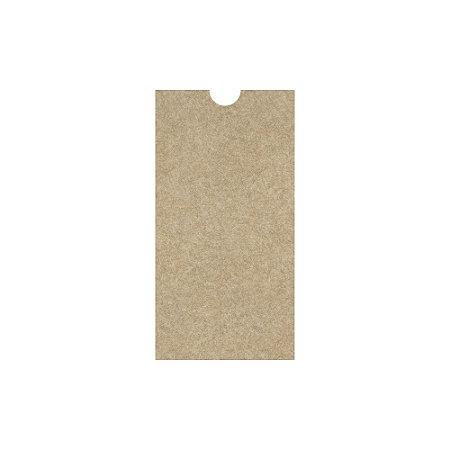 Envelope para convite | Luva Kraft 12,4x24,0