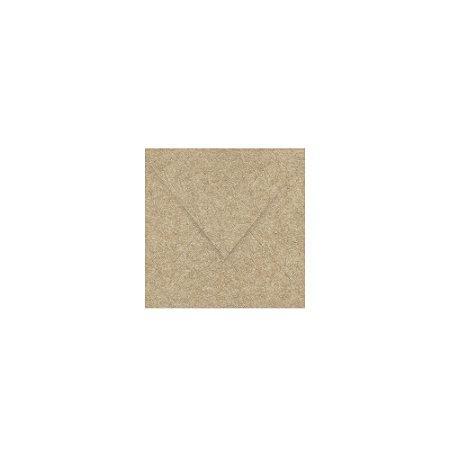 Envelope para convite | Quadrado Aba Bico Kraft 10,0x10,0