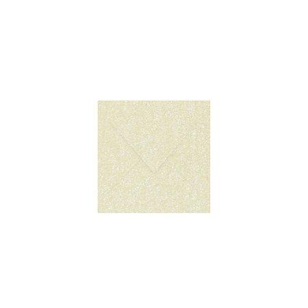 Envelope para convite | Quadrado Aba Bico Color Plus Metálico Majorca 25,5x25,5