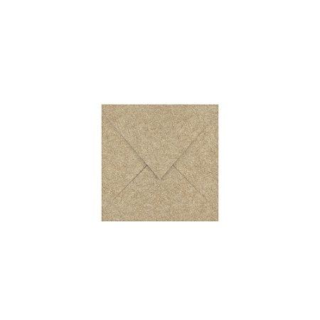 Envelope para convite | Quadrado Aba Bico Kraft 25,5x25,5