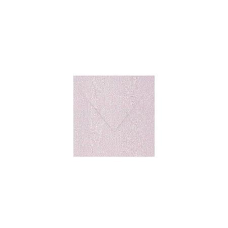 Envelope para convite | Quadrado Aba Bico Color Plus Metálico Ibiza 8,0x8,0