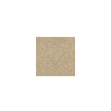Envelope para convite | Quadrado Aba Bico Kraft 8,0x8,0