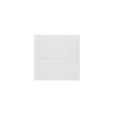 Envelope para convite | Quadrado Aba Reta Color Plus Metálico Aspen 13,0x13,0