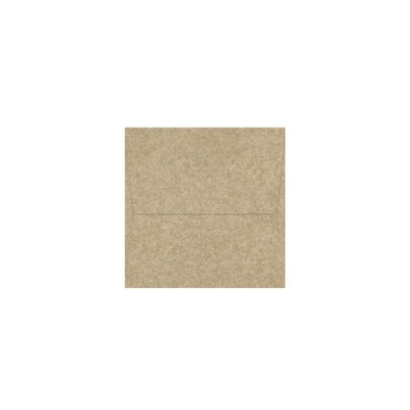Envelope para convite | Quadrado Aba Reta Kraft 15,0x15,0