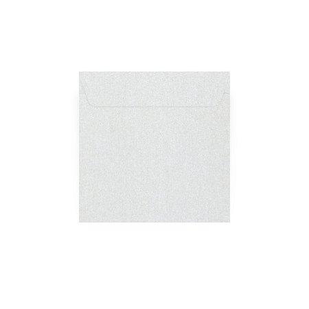 Envelope para convite | Quadrado Aba Reta Color Plus Metálico Aspen 24,0x24,0
