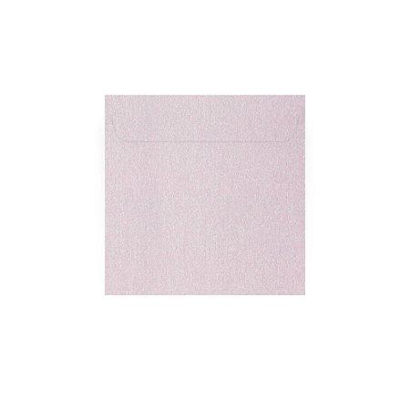 Envelope para convite | Quadrado Aba Reta Color Plus Metálico Ibiza 24,0x24,0