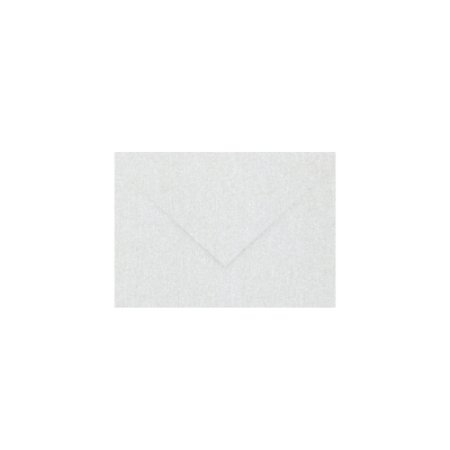Envelope para convite | Retângulo Aba Bico Color Plus Metálico Aspen 11,0x16,0