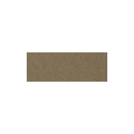 Envelope para convite   Retângulo Aba Reta Color Plus Havana 8,0x22,0