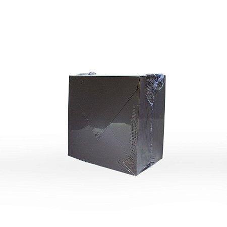 Lote 04 - Envelope Aba Bico 10x10 - 50 unid.