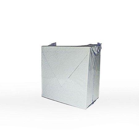 Lote 15 - Envelope Aba Bico 10x10 - 50 unid.