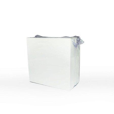 Lote 28 - Envelope Aba Reta 10x10 - 50 unid.