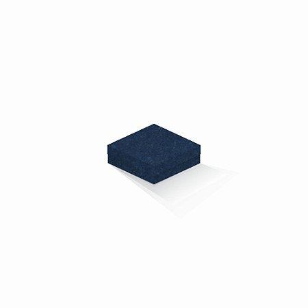Caixa de presente   Quadrada Color Plus Porto Seguro 10,5x10,5x4,0